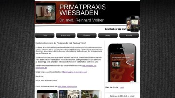 Landing Page Praxis App